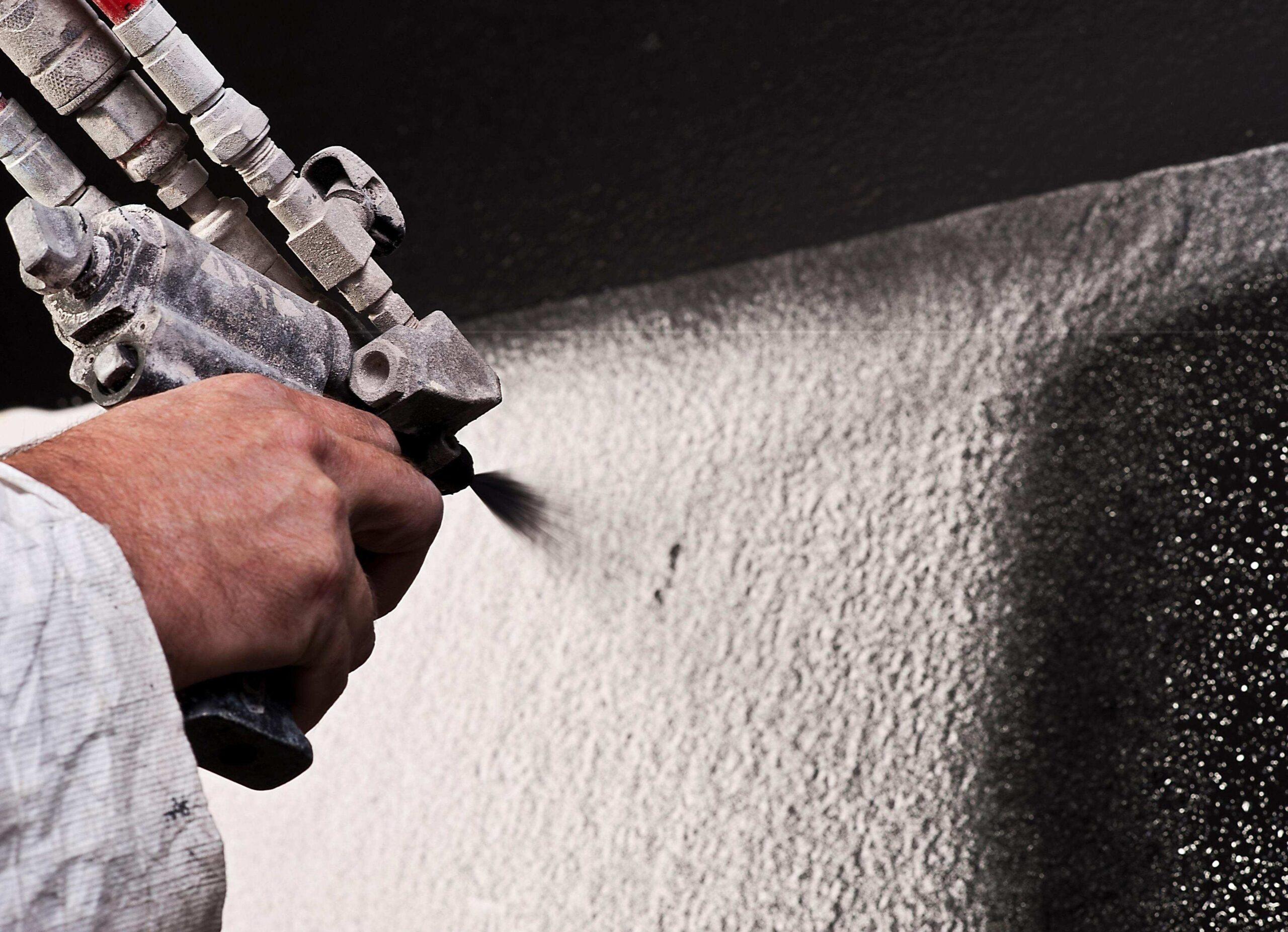 Газопламенное напыление полимерных материалов